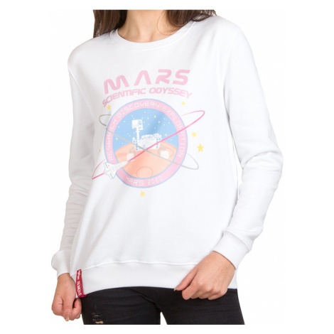 ALPHA INDUSTRIES MISSION TO MARS SWEATER > 12607009