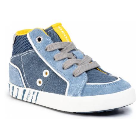 Geox Sneakersy B Kilwi B. E Niebieski