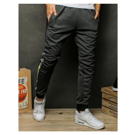 Spodnie dresowe męskie DStreet UX2487