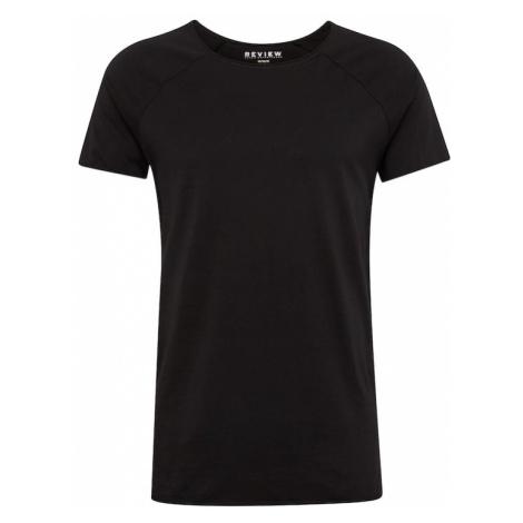 Review Koszulka 'RAGLAN ONECK LL' czarny