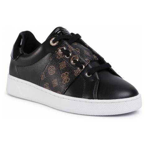 Sneakersy GUESS - Rejeena FL7RJA FAL12 BLKBR