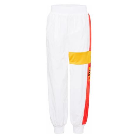 Reebok Classic Spodnie 'Gigi Track Pants' żółty / ciemnopomarańczowy / czarny / biały