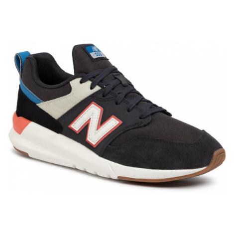 New Balance Sneakersy MS009RD1 Czarny