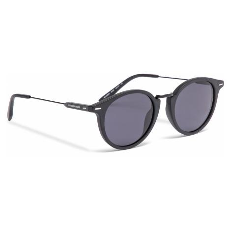 Okulary przeciwsłoneczne BOSS - 0326/S Matt Black 003 Hugo Boss