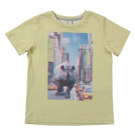 ESPRIT Koszulka żółty / mieszane kolory