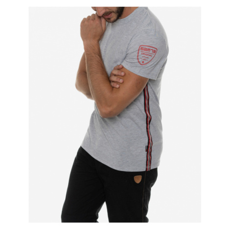 Sam 73 Koszulka Szary