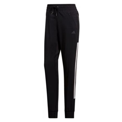 adidas PERF PT WOVEN 3 czarny M - Spodnie damskie