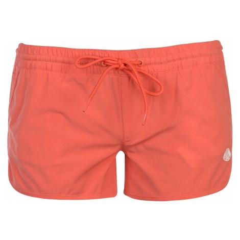Gul Solid Board Shorts Ladies