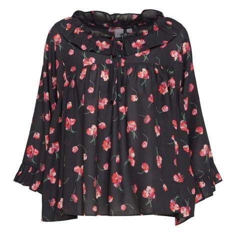 GAP Bluzka stary róż / jasnoczerwony / czarny