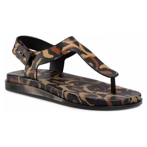 Sandały MELISSA - Hera Sandal Ad 32900 Black/Beige/Brown 52938