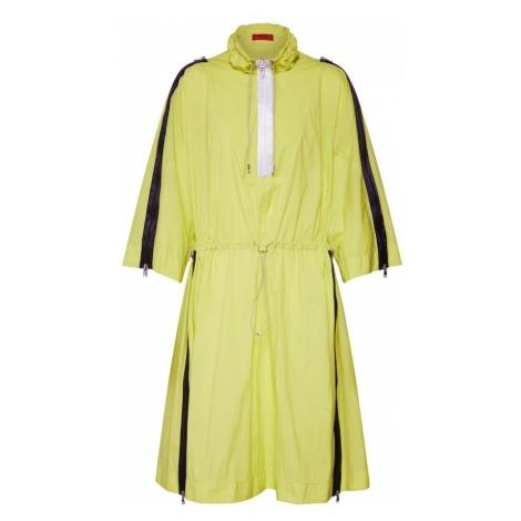 HUGO Sukienka 'Kanelle' żółty Hugo Boss