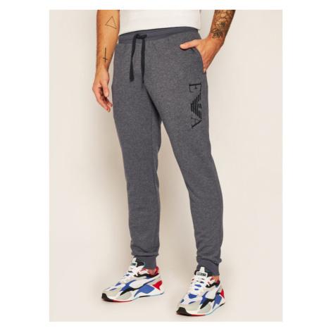 Emporio Armani Underwear Spodnie dresowe 111873 0A571 57720 Szary Regular Fit