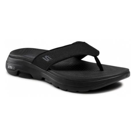 Skechers Japonki Go Walk 5 229009/BK Czarny