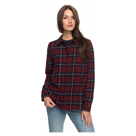 koszula Roxy Heavy Feelings A LS - XRRB/Dress Blues Scotty Plaid