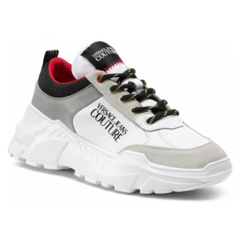 Versace Jeans Couture Sneakersy E0YZASC1 Beżowy