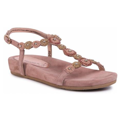 Sandały SALAMANDER - Ginie 32-51401-23 Rose/Gold