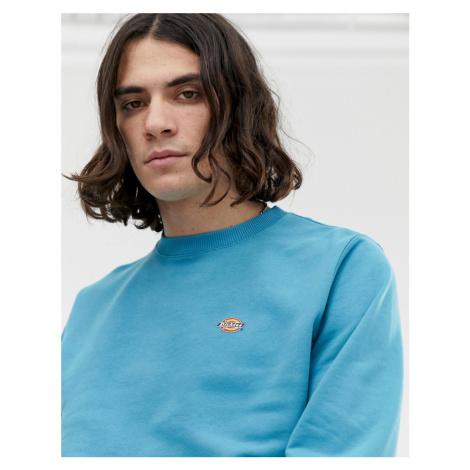 Dickies Seabrook sweatshirt with small logo in blue