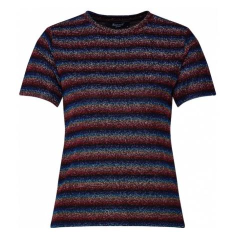 SISTERS POINT Koszulka 'STEP-1' mieszane kolory / czarny