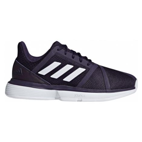 Adidas CourtJam Bounce Damskie Fioletowe (CG6355)