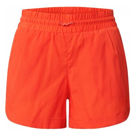 COLUMBIA Spodnie sportowe 'Windgates' czerwony