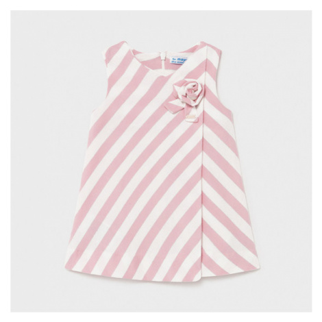 Mayoral Sukienka elegancka 1964 Różowy Regular Fit