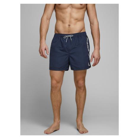 "Jack & Jones ""Iaruba Jjswimshorts"" Navy Blazer"