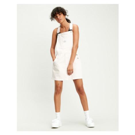Levi's® Norah Sukienka na szelkach Beżowy Levi´s