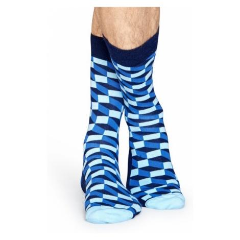 Skarpetki Happy Socks Filled Optic FIO01 6000