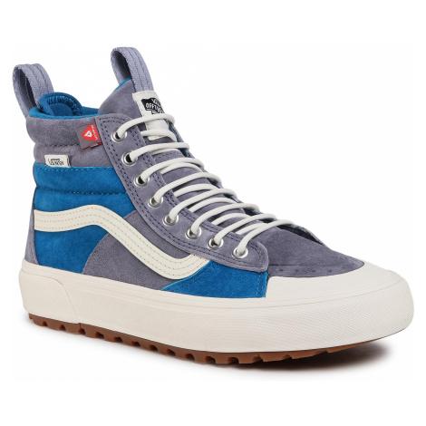 Sneakersy VANS - Sk8-Hi Mte 2.0 Dx VN0A4P3I2UQ1 (Mte) Blue Block/Marshmlw