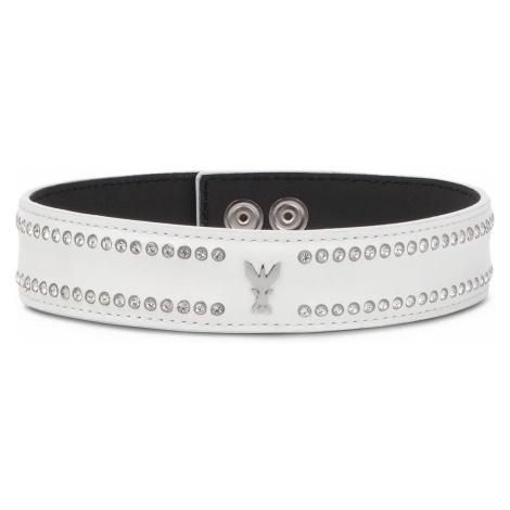 Naszyjnik PATRIZIA PEPE - 2V8593/A2UX-F1ZI White/Shiny Crystal