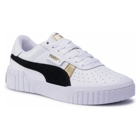 Sneakersy PUMA - Cali Versity Wn's 374109 01 Puma White/Puma Black