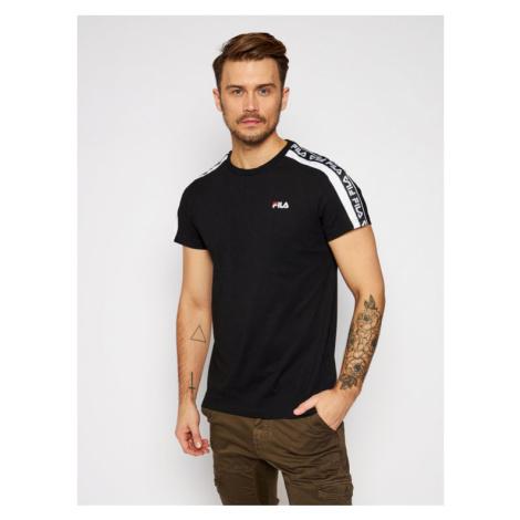 Fila T-Shirt Thanos 687700 Czarny Regular Fit