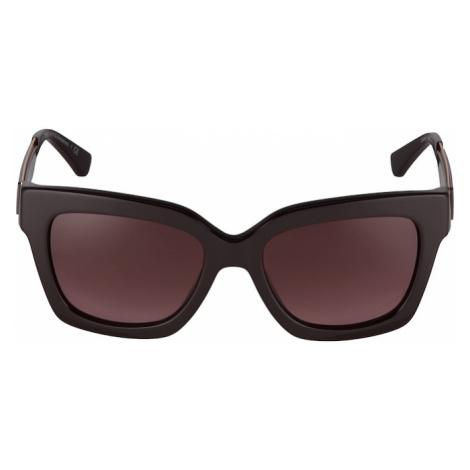 Michael Kors Okulary przeciwsłoneczne 'Berkshires' ciemny niebieski / burgund