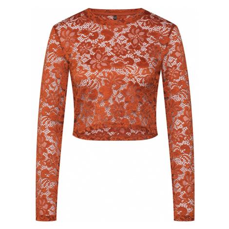 ONLY Koszulka 'AMAZE' rdzawobrązowy