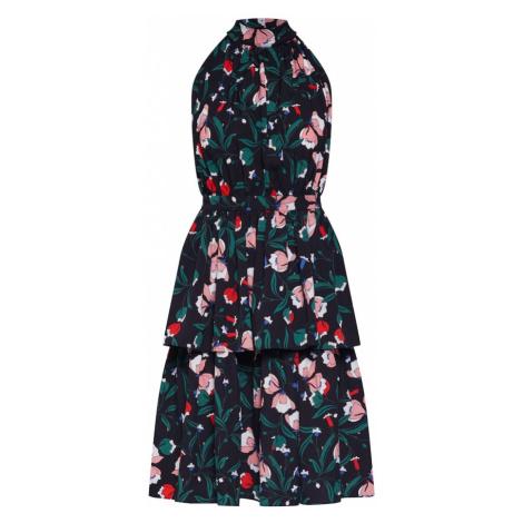 MICHALSKY FOR ABOUT YOU Sukienka koktajlowa 'Kira dress' mieszane kolory / czarny