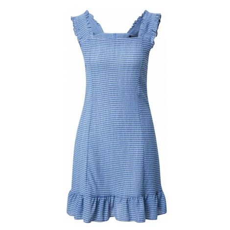 Trendyol Letnia sukienka niebieski / biały