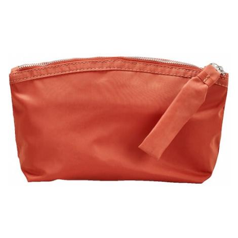 EDITED Kosmetyczka 'Zerenity Small' czerwony / brązowy