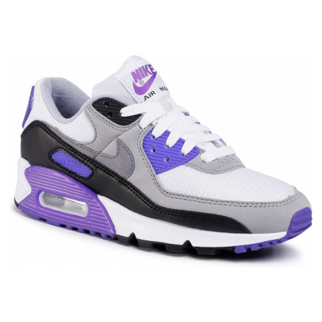 Buty NIKE - Air Max 90 CD0490 103 White/Particle Grey
