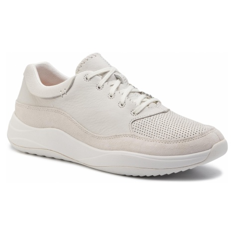 Sneakersy CLARKS - Sift 91 261395917 White Leathr