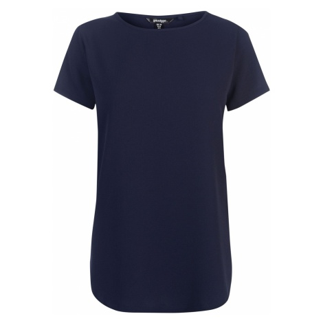 Golddigga Crimped Split T Shirt Ladies