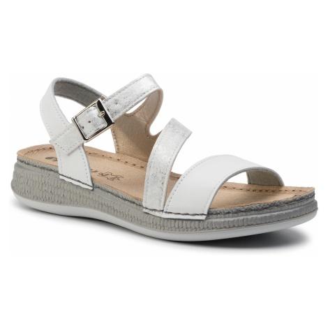 Sandały INBLU VC277R72 Beżowy Damskie Buty Sandały