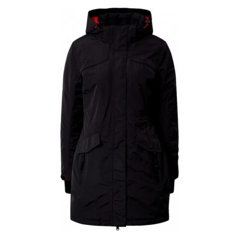 KILLTEC Płaszcz outdoor 'Grindavik' antracytowy