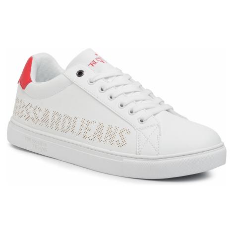 Sneakersy TRUSSARDI JEANS - 77A00228 W704