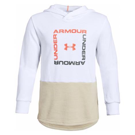 Under Armour Unstoppable Bluza dziecięca Biały