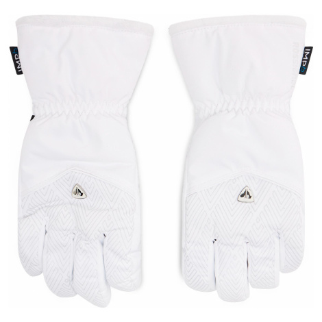 Rękawice narciarskie ROSSIGNOL - W Romy Impr G RLIWG11 RLIWG11 White 100