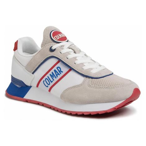 Sneakersy COLMAR - Travis Runner 030 White 1