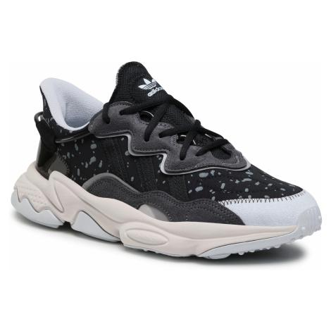 Buty adidas - Ozweego W FX6103 Cblack/Grefiv/Halblu