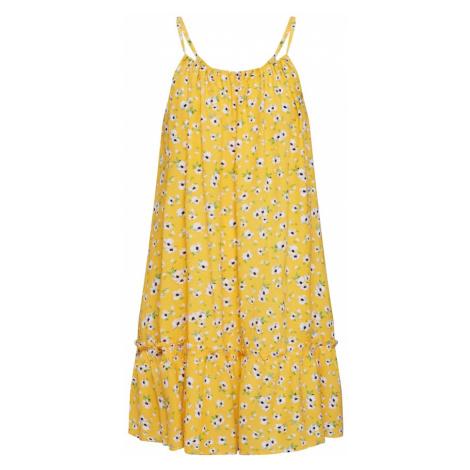 Superdry Sukienka plażowa 'DAISY' żółty