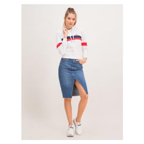 Fila Bluza Ella 687079 Biały Regular Fit