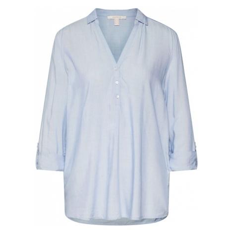 ESPRIT Bluzka jasnoniebieski